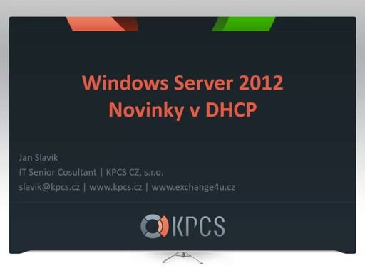 Seriál Windows Server 2012 - DHCP