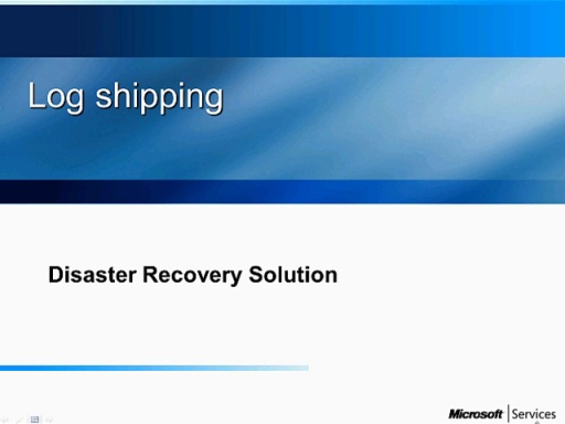 File server disaster recovery