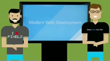 Riding the Modern Web: 5 things to consider as a web developer