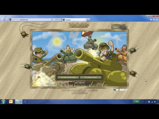 Tankster, a Social Game Built for Windows Azure
