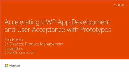 Accelerate development and user acceptance of Universal Windows Platform apps