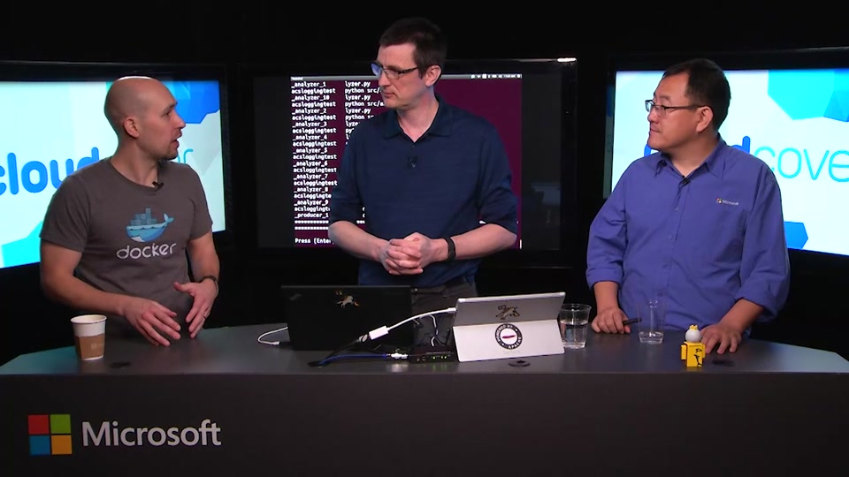 Cloud Cover Episode 198: Azure Container Service with Ross Gardler