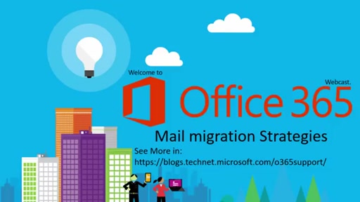 Support Corner Webcast: Mail Migration Strategies