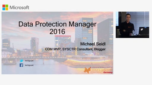Data Protection Manager 2016