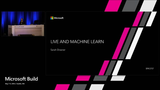 Live and (Machine) Learn: Cognitive Services and Vue.js