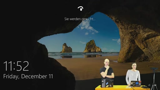 Episode 57 - Windows Hello und Kinect