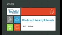 Windows 8 Security Internals
