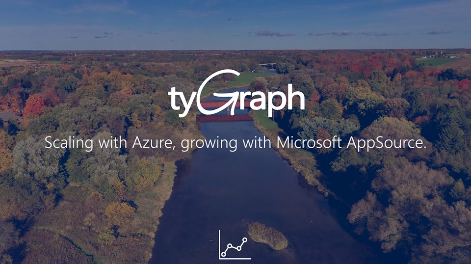 See how tyGraph was able to scale and grow with Microsoft AppSource