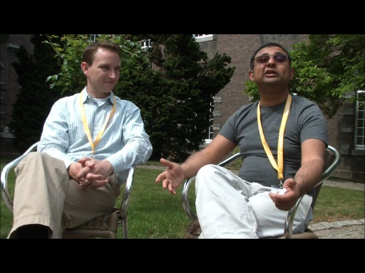 Joomla! Community and Microsoft, Interview with Ryan Ozimek @ J and Beyond 2011