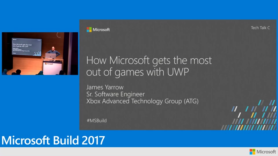 how microsoft gets the most out of games with uwp
