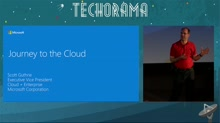 Keynote: Azure - The Intelligent Cloud