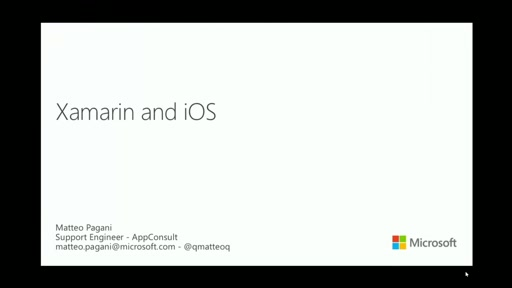 Cross Platform Development - Část 3.: Xamarin and iOS