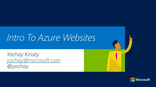 Introduction to Azure Websites