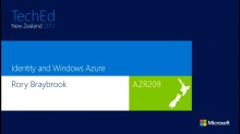 Identity and Windows Azure - the brave new world of SSO in the cloud