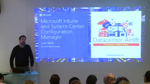 Microsoft Intune and System Center Configuration Manager