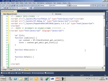 SharePoint 2010: client-side object model con Javascript