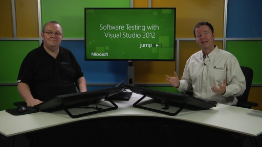 Software Testing with Visual Studio 2012: (01) Create and Configure Test Plans, Part 1