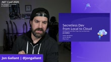 Secretless Development from Local to Cloud with the New Azure SDKs, Project Tye, and Kubernetes