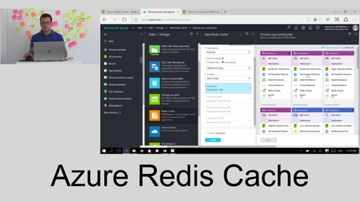 Get started with Azure Redis Cache