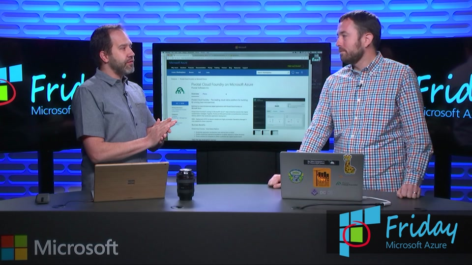 Cloud Foundry on Azure
