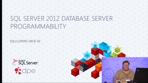 Presentation: Storing and Querying Documents with SQL Server 2012