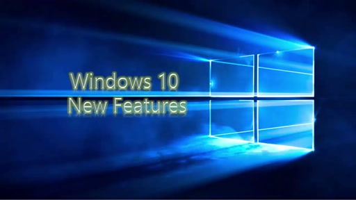 Episode 1 - Five Fun New Features in Windows 10