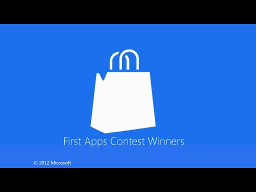First Apps Contest Winners