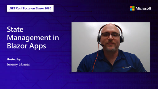 State Management in Blazor Apps