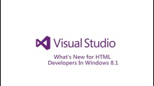 What's New for HTML Developers in Windows 8.1