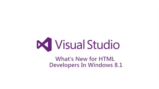 ​What's New for HTML Developers in Windows 8.1