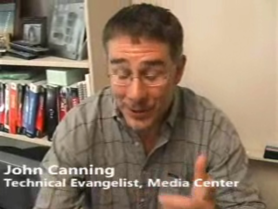 Charlie Owen and John Canning - Media Center exposed, Part II