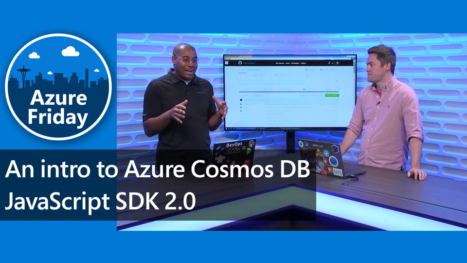 An intro to Azure Cosmos DB JavaScript SDK 2.0