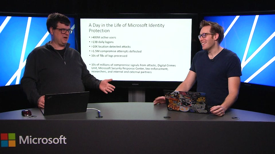Azure AD and Identity Show: Identity Protection Preview