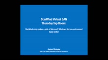 How to bring more to Microsoft Windows Server environment operations with StarWind Virtual SAN