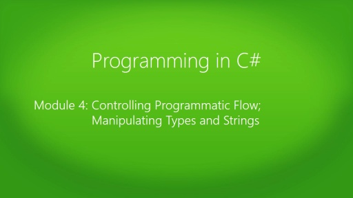 Programming in C#: (04) Code Reflection and Working with Garbage Collection