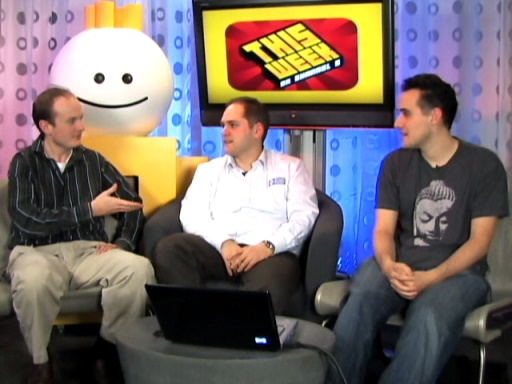 This Week: Martin Woodward, MVP Summit, Web Perf, Show Off, and a VSTS Pep Talk