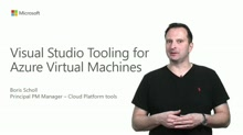 Visual Studio Tooling for Azure Virtual Machines