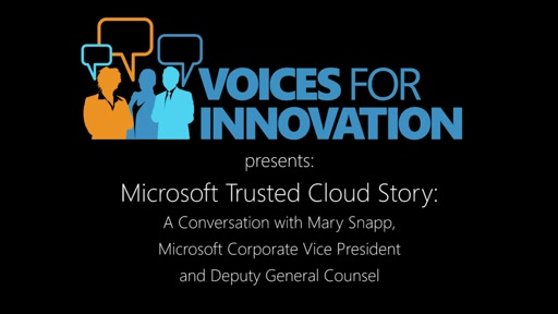 Microsoft's Trusted Cloud Story