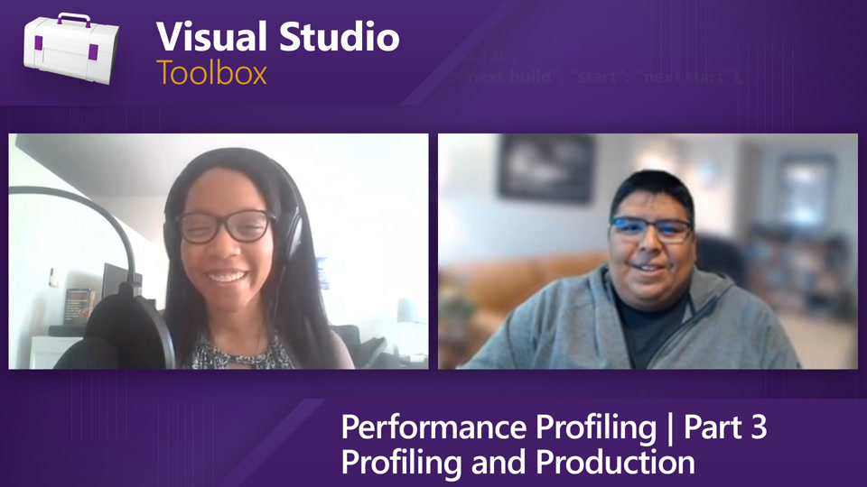 Performance with Profiling Part 3: Profiling and Production