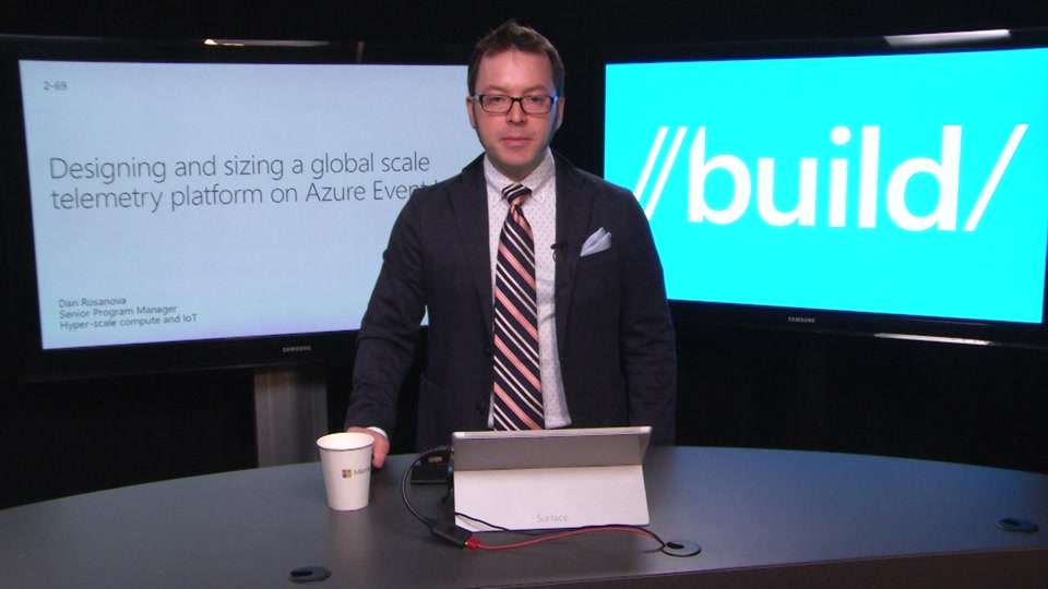 Designing and Sizing a Global Scale Telemetry Platform on Azure Event Hubs
