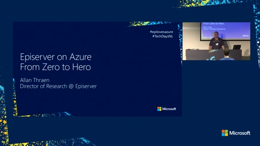 Episerver on Azure: From Zero to Hero