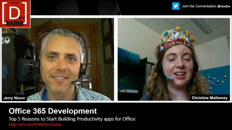 Office 365 Development: Top 5 Reasons to Start Building Productivity apps for Office