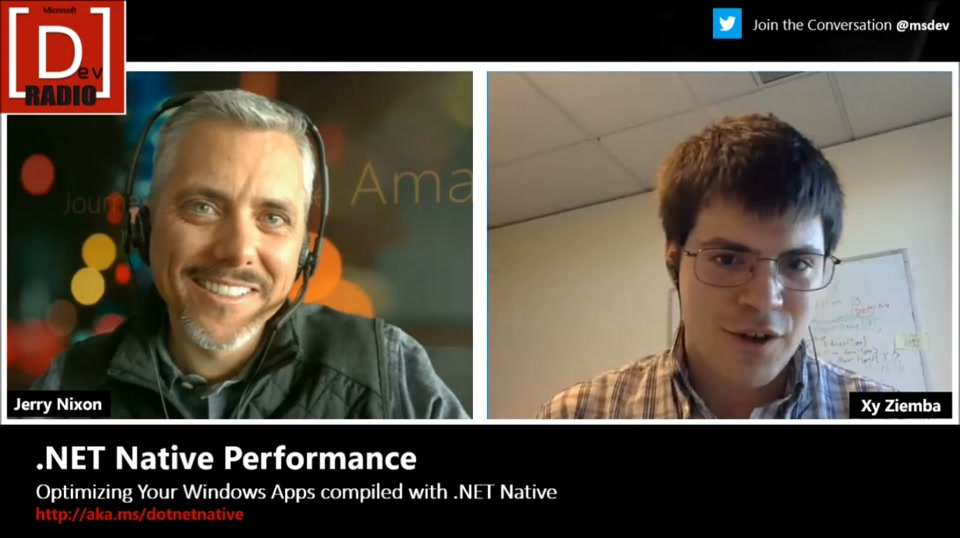 .NET Native Performance - Optimizing Your Windows Apps with .NET Native