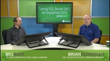 Tuning SQL Server 2012 for SharePoint 2013: (01) Key SQL Server and SharePoint Server Integration Concepts