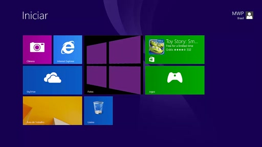 Students to Business: Windows 8.1 Ficando online