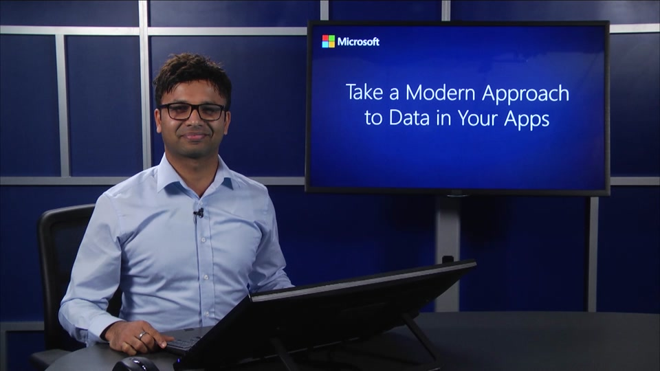 Take a modern approach to data in your apps