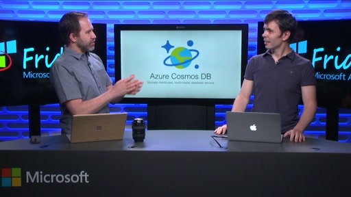 Introducing Azure Cosmos DB