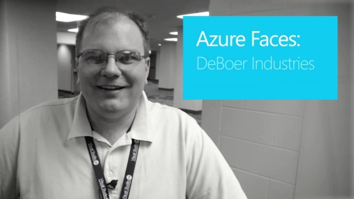 Windows Azure Faces - Deboer