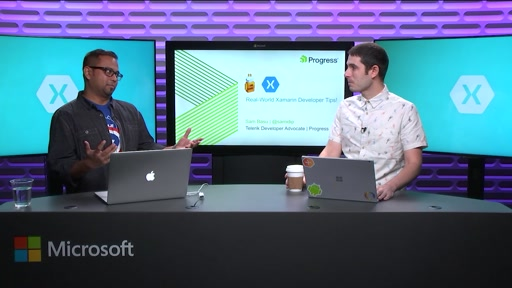 The Xamarin Show 16: Polished UI for Xamarin.Forms with Sam Basu
