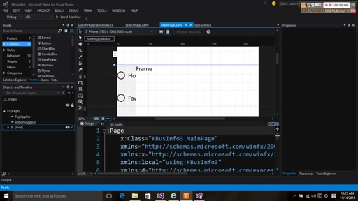 03 MunChan Park - Day 2 Part 1 - Developing the Korea Bus Information app for Windows 10 UWP